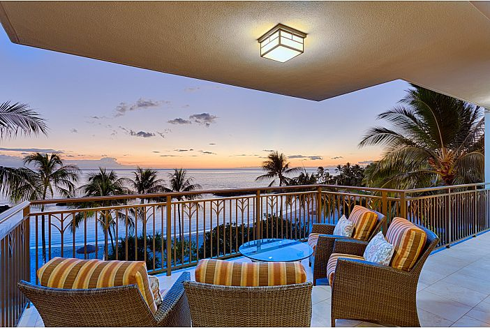 Millior Dollar view right at your lanai