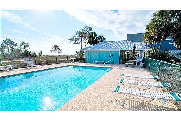 Cabana at Pool
