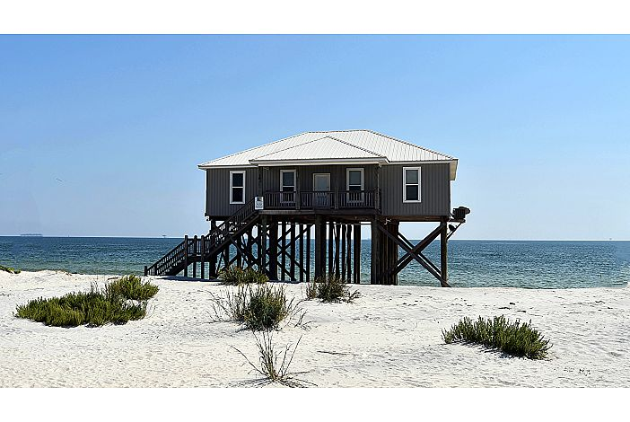 Direct Gulf-front 4 bedroom Beach House Rental
