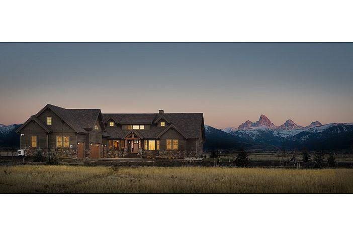 Amazing Teton Views!