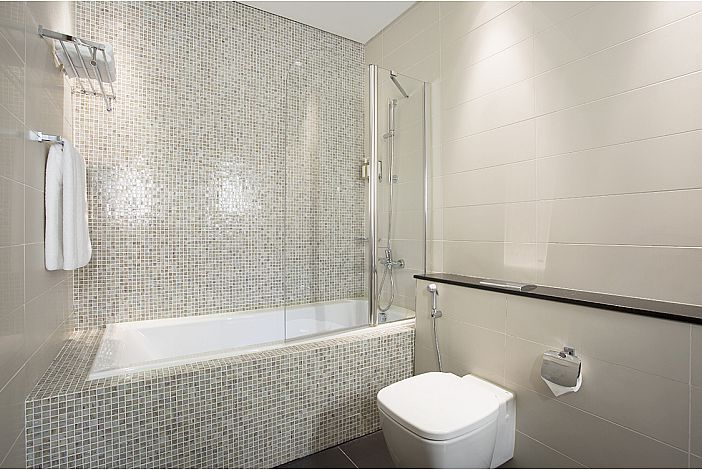 Ensuite Bathroom Facilities apartment