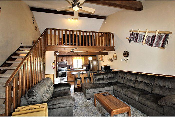 3rd level, Living Room
