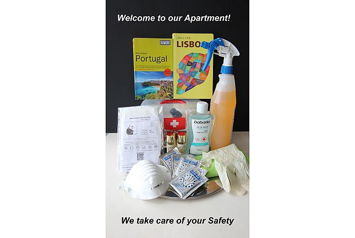 Hygiene & Safety starter pack