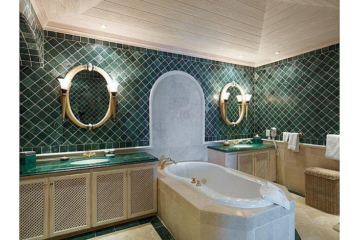 La Mirage Penthouse at Old Trees Barbados Bathroom