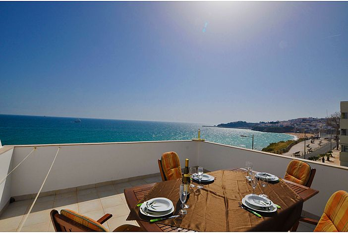 Praia Mar Apartment T1 in Albufeira Old Town