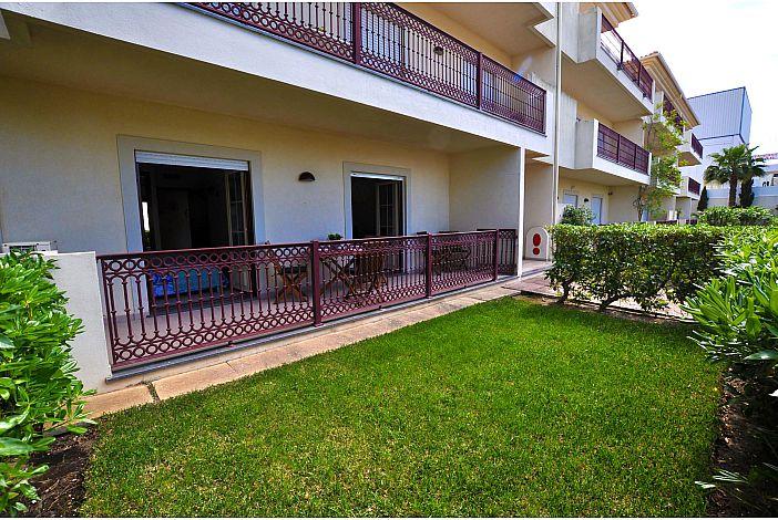 Bogart at Casablanca - balcony with private garden
