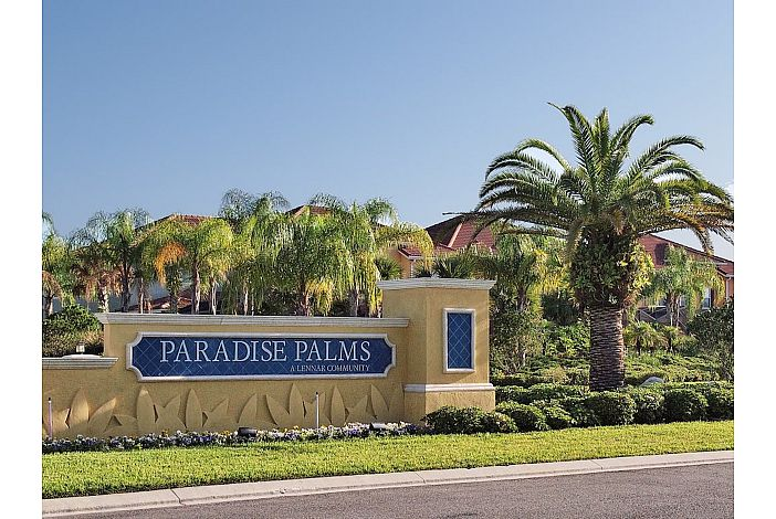 Vacation Homes Rental - Paradise Palms - Kissimmee, Orlando