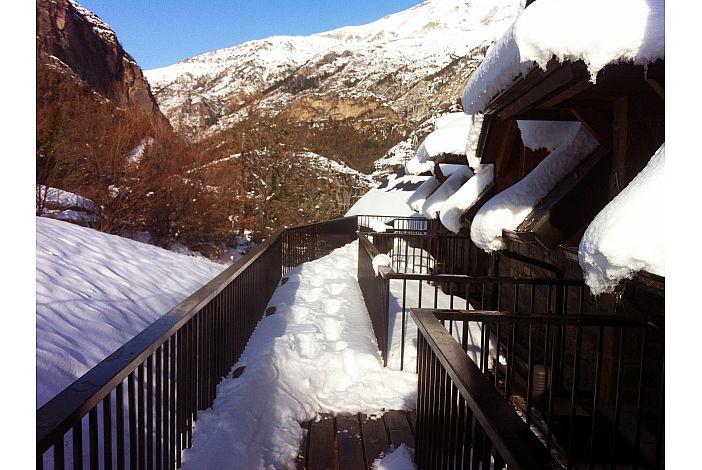 Vistas Nieve