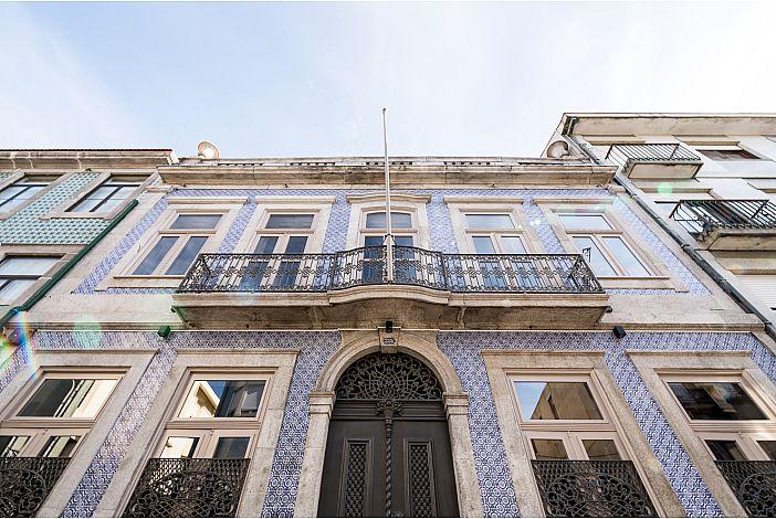 Palácio Fenizia - Suite Green