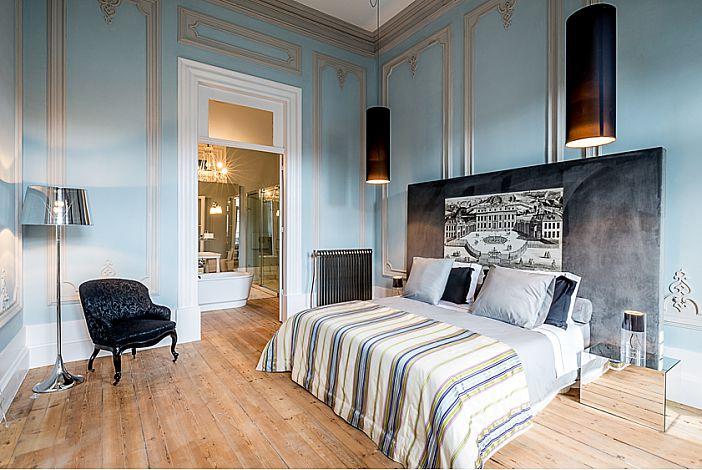 Palácio Fenizia - Suite Blue