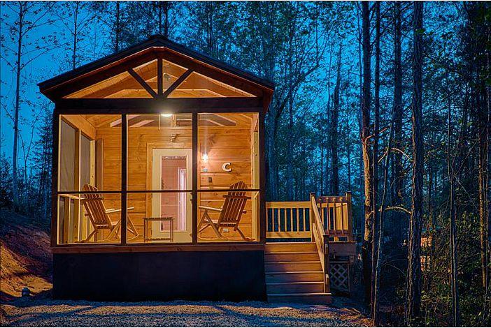 Cabin C