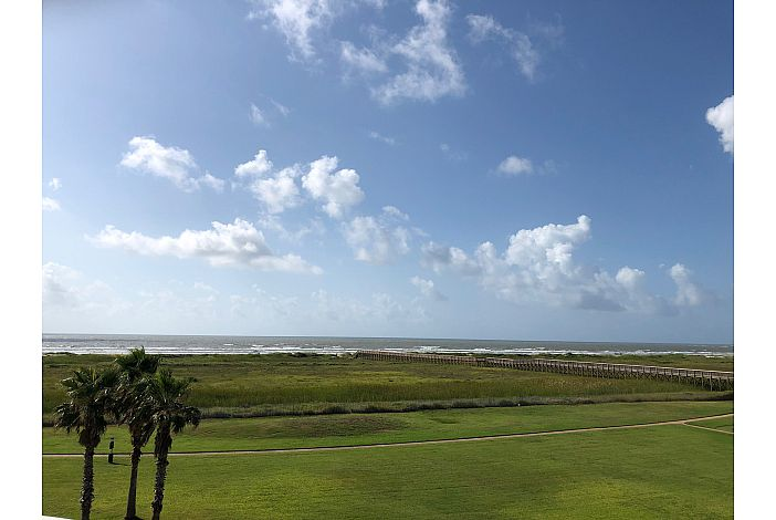 Fabulous views from your balcony!