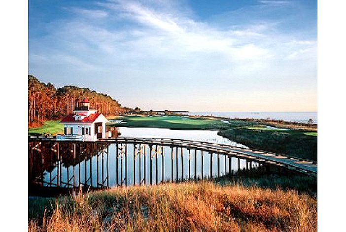 Palmer and Nicklaus Golf Courses in Cape Charles