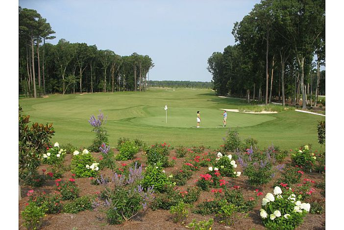 Palmer & Nicklaus Golf Courses In Cape Charles