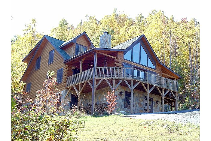Catawba Falls Lodge - 5 Bedroom/4.5 Bath