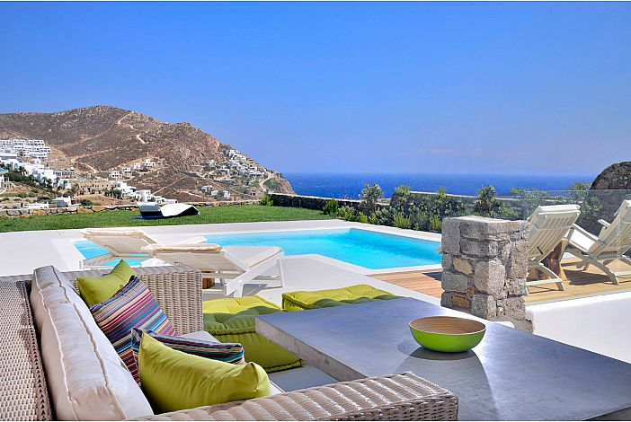 The Olive Tree Villa  Gv - Mykonos