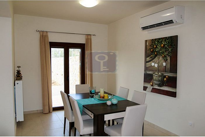 Orion Villas on Peloponnese dining room
