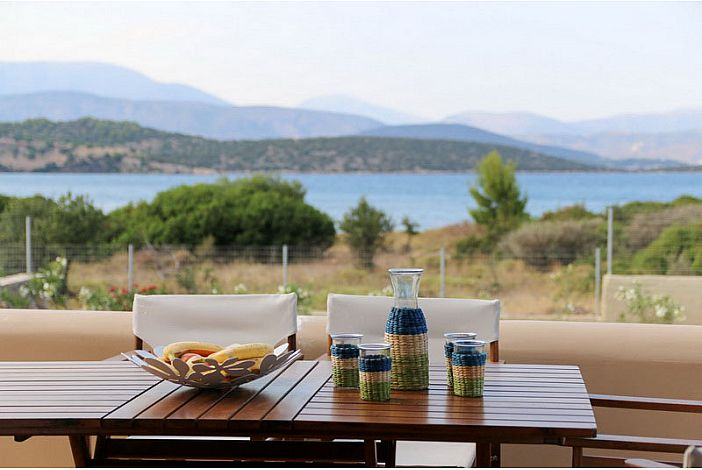 Orion Villas on Peloponnese seaviews