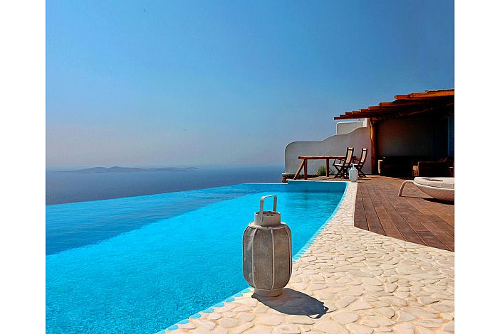 Royal Villa With Pool - Pool Area 1