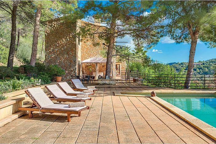 Villa Cirera in Alaro - Mallorca
