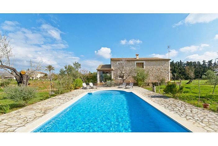 Villa Rafael in Buger · Mallorca