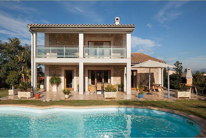 Villa Burguera in Alcudia · Mallorca
