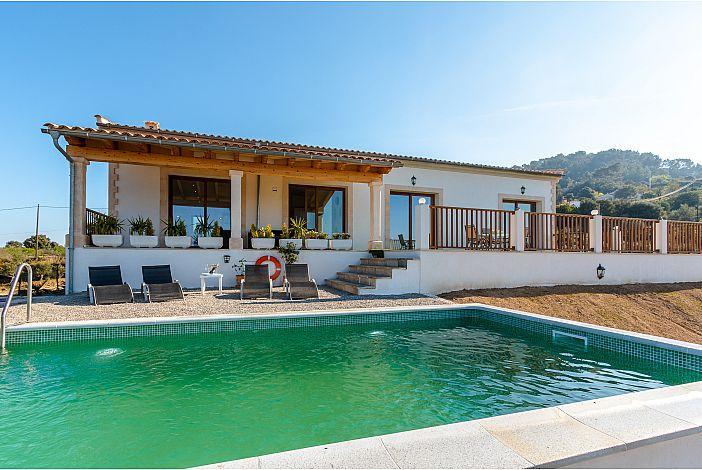 Villa Son Vent in Inca - Mallorca