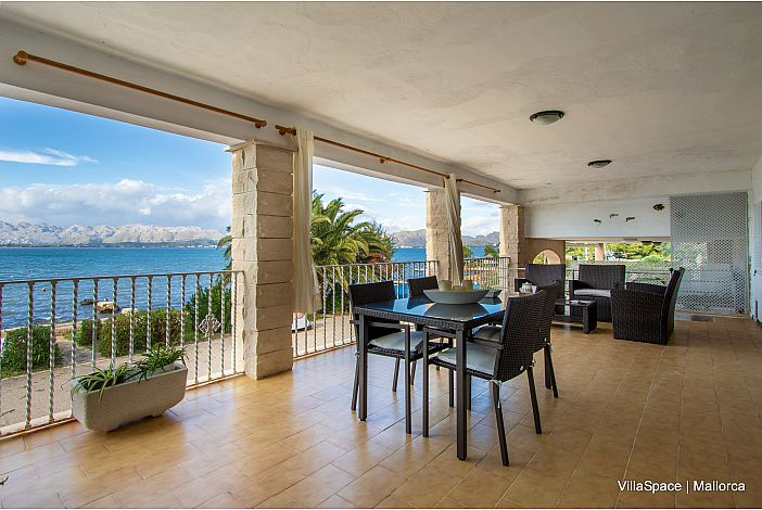 Apartment Voramar Baix in Alcudia - Mallorca