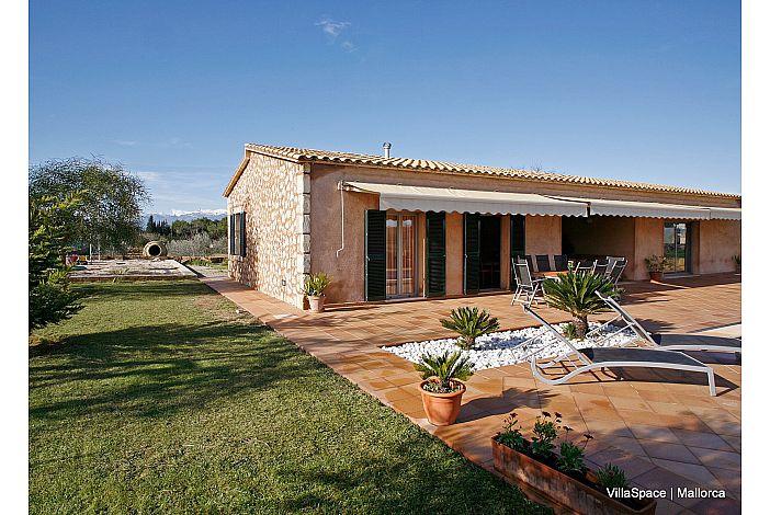 Villa Paquita in Muro · Mallorca