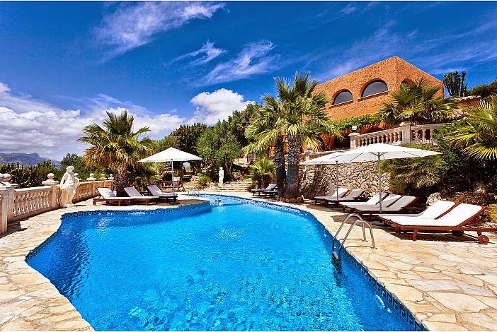 Villa Oscols in Alcudia - Mallorca