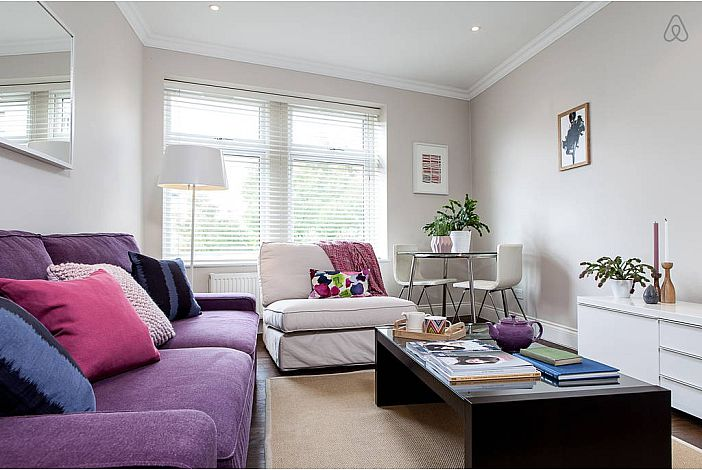 Clapham - Cute 1 Bed Flat by Tube