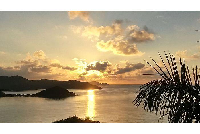 A wonderful oasis on the island of St John!