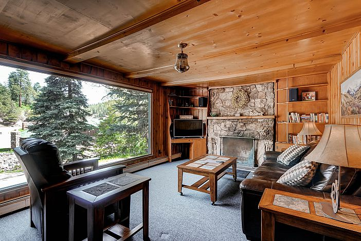 Mountain Home Family Room