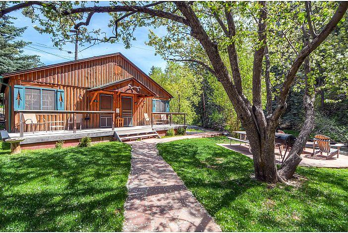Cabin Walkway