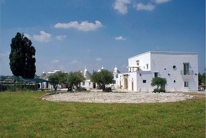 The Masseria Welcomes you!