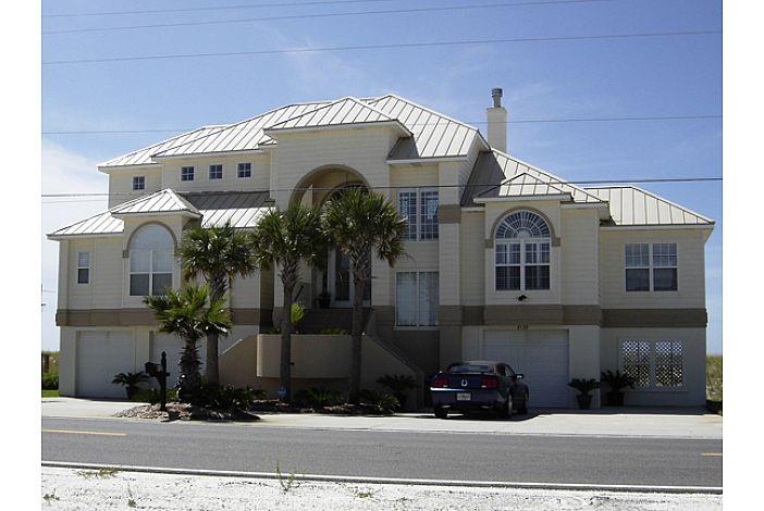 Beautiful Gulf Front House!