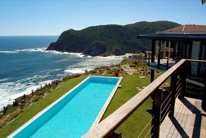 Uninterrupted Sea Views and Refreshing Lap Pool