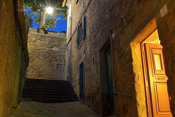 The Entry  and the Street by Nights