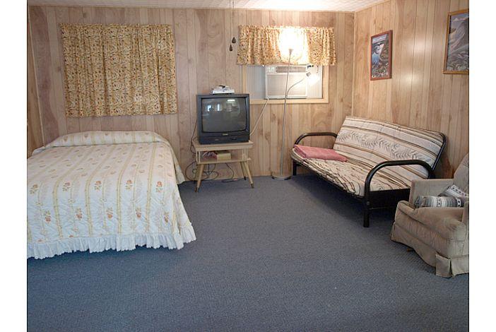 Main Room Living/Sleeping