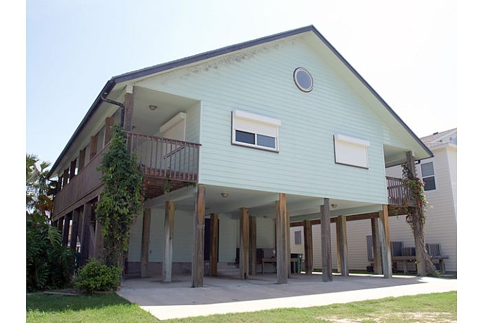 Dubois House Vacation Rental In Port O Connor Texas