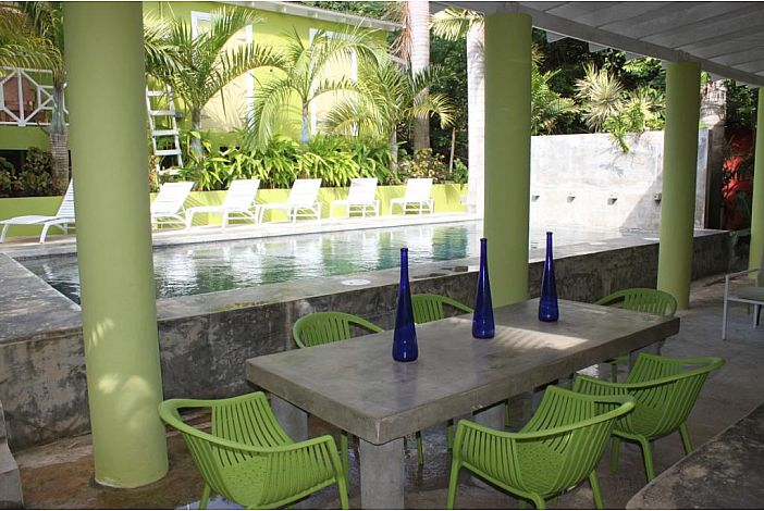 The Pool Cottage - Vieques Vacation Rental