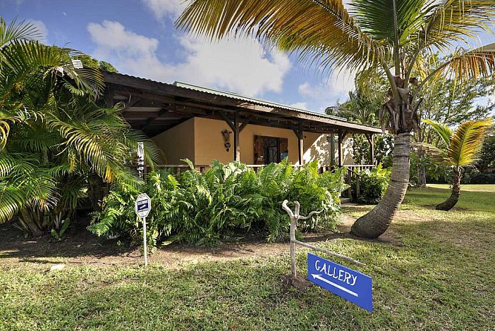 Gallery Galleon Gigs - Perfect Vieques Event Space