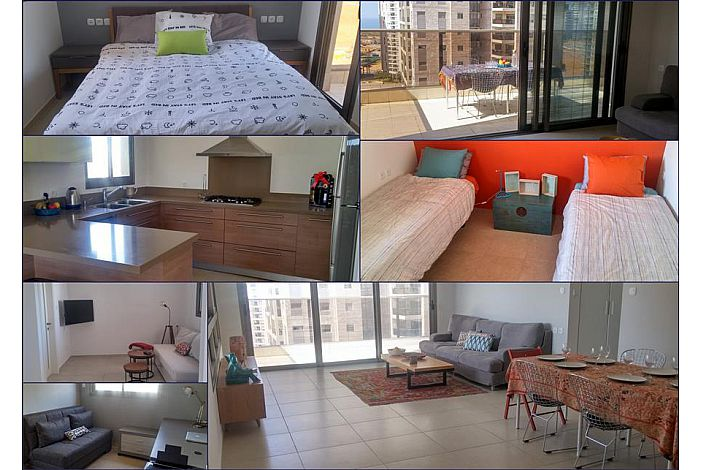 Modern, Stylish, Kosher Apt w/Sea Views EM08K