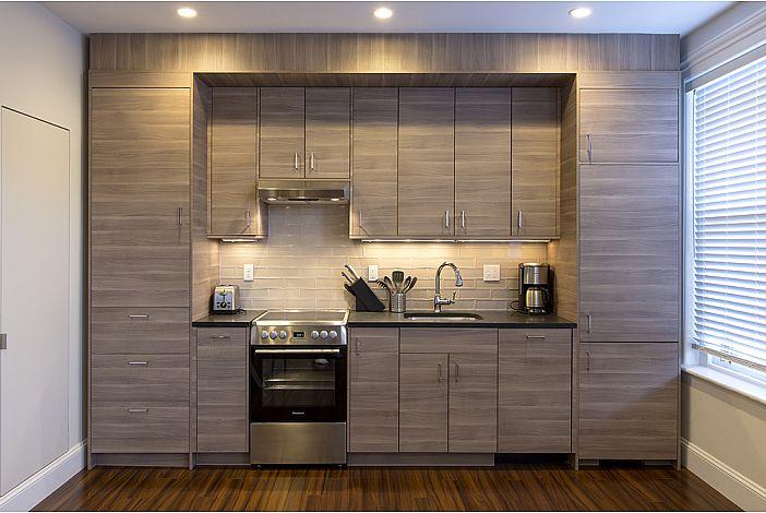 Beacon Hill, Boston - Studio Kitchen