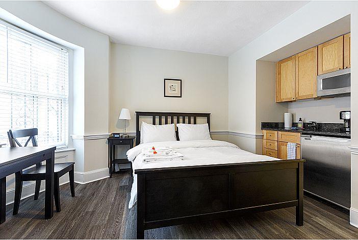 44 Concord Sq - South End, Boston Furnished Rental