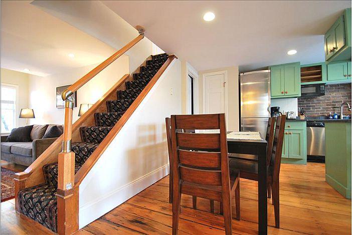 12 Mt. Vernon Street - Charlestown, Boston Rental