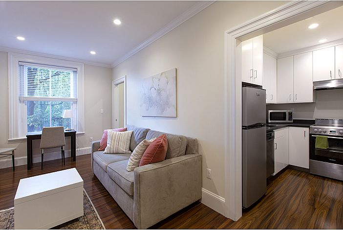 Beacon Hill, Boston - Furnished Rental - Unit 4