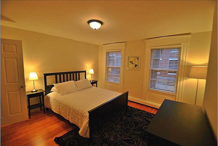 Bedroom  Unit 1 - Charlestown Apartment Rental