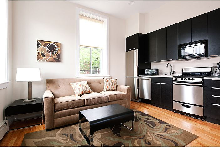 Boston South End Apartment Interior Design Boston
