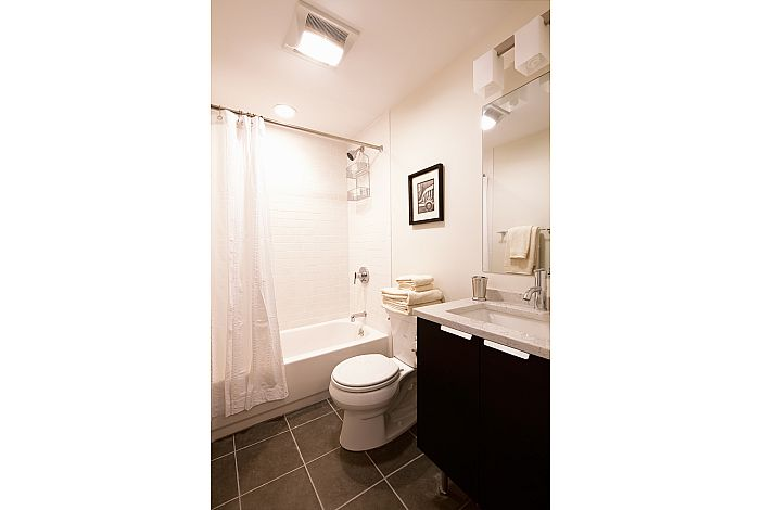 Bathroom - Boston Rental, South End